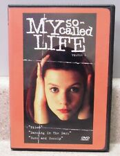My So Called Life - Pilot/ Dancing In The Dark/Guns and Gossip (Dvd, 2000)