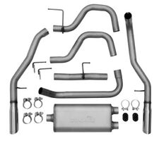 Exhaust System Kit-Ultra Flo Welded Dual System Dynomax fits 04-08 Ford F-150