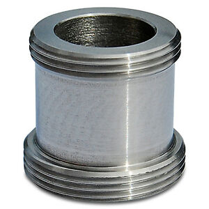 Adapter M20x1 Ag X M22x1 ,Made of Stainless Steel,For Taps,Mischhebelarmaturen