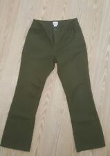 Chicos olive green size 0 short