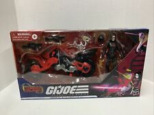 GI Joe Classified Series Baroness with Cobra COIL Target Exclusive...NEW