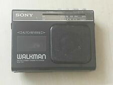 Sony WM f 57 VTG Walkman cassette player working used condition complete
