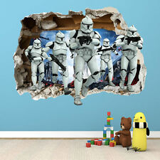 Children's Star Wars Playroom Home Decor