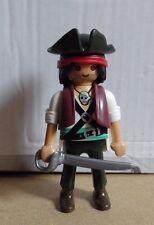 PLAYMOBIL figurine PIRATES corsaire garde bateau bateau canon épée