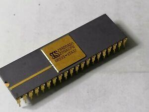 Microprocessore Z80 SGS ORO
