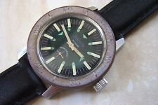 AN SUPERIA MANUAL WIND DIVERS WRISTWATCH c.EARLY 1970'S
