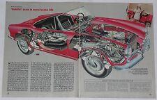 Article Articolo 1985 ALFA ROMEO GIULIETTA SPIDER
