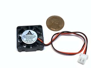 1 Piece 5v Fan mini 25mm x 7mm 2pin 2507 dc mini micro brushless cooling A30