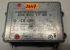 2038201785 Original Mercedes-Benz S203 W203 Steuergerät Antennenweiche FSE Nokia