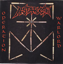 ASTAROTH - operation warlord / burn away what remains 7""
