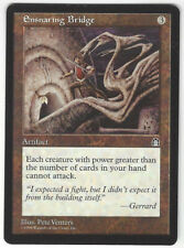 Ensnaring Bridge X1 Stronghold NM Magic the Gathering Artifact Rare
