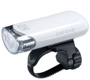 Cateye HL-EL135 3LEDs Bicycle Headlight-White