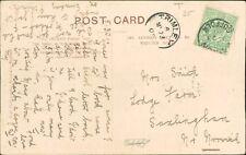 Mrs Smith. Lodge Farm, Saxlingham , nr Norwich. 1905.   RH.298