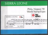Sierra Leone - Block 158 postfrisch / MNH ** (C133)