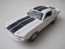 Shelby GT350 1967 white/blue stripes (ERTL) !!!RARE COLOR!!!