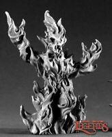 1 x FIRE ELEMENTAL - DARK HEAVEN LEGENDS REAPER miniature rpg jdr feu 2251