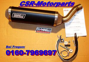 Honda CB 600 F Hornet PC41 07-13 Auspuff Schalldämpfer muffler Giannelli Arrow