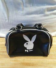 Playboy Hand Bag Purse Magazine Hefner Sexy Logo Makeup