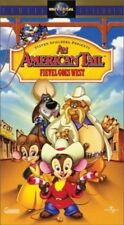 Fievel Goes West [VHS] [VHS Tape] [1991]