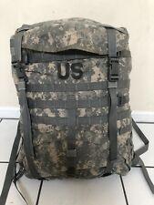 USGI Military Surplus Large Rucksack Backpack Molle II ACU Camo