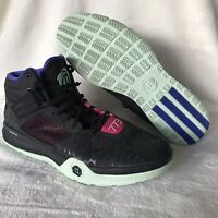 D Rose 773 4 'Night of the Ballin' Dead' Adidas Basketball Shoes Sneakers Sz 14