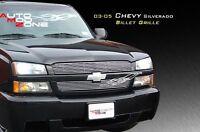 03-05 Chevy Silverado 1500 2500 Avalanche Billet Grille Grill Insert