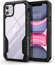 MOBOSI Vanguard Armor Designed for iPhone 11 Case, Rugged Cell Phone Cases, Heav