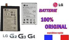 BATTERIE ORIGINAL  POUR LG G2 ,G2 LTE ,  POUR LG G3, LG G4