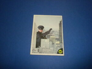 THE GREEN HORNET card #44 Greenway/Donruss 1966 Printed in U.S.A. - ABC TV