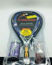 Head Laser 205 Racquetball Set New