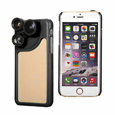 Matte Mobile Phone Cases, Covers & Skins with External Photo Lens