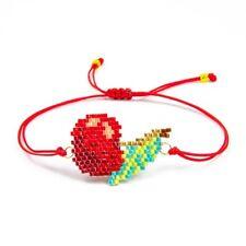 Cherry MIYUKI Bracelet Seed Bead Japanese Jewelry Fruit