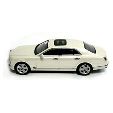 KYOSHO BENTLEY MULSANNE SPEED GHOST WHITE 05611GW 1:43**New Release**
