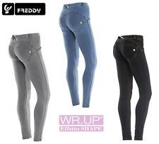 Freddy Wr.Up Jeans Pantalone Donna Skinny Fit WRUP1LA01E J3/Y J4/Y J7/Y NEW