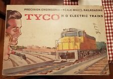 TYCO/The Mountaineers HO Train Set in Original Box Mantua Metal Products