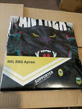 Penrith Panthers BBQ Apron Official NRL Team Logo  BNWT - Jersey Football Cap