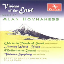 Visons Of The East - A. Hovahaness (CD New)