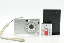 Sony Cyber-Shot DSC-W55 7.2Mp Digital Camera w/3X Zoom Silver #925