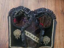 Vintage corset bustier top