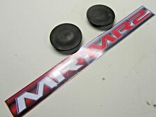 Toyota MR2 MK2 Turbo Front Suspension Strut Top Caps Covers - Mr MR2 Used Parts