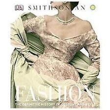 Fashion: The Definitive History of Costume and Style, DK Book