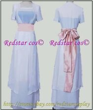 Titanic Rose White Dress Cosplay Costume