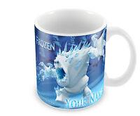 Frozen Mug Disney Characters | Elsa | Olaf | Anna | Hans | Sven | Add Your Name