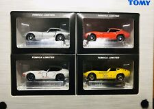 Tomica limited Toyota 2000GT 4 units set