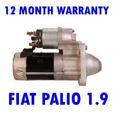 FIAT PALIO 1.9 ESTATE 2001 2002 2003 2004 2005 2006 - 2015 STARTER MOTOR