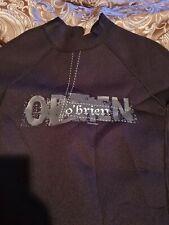 O'Brien Men's Black Wetsuit Sz XL