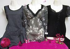 Lot vêtements occasion femme ... Pull, Tuniques ...   T : 40
