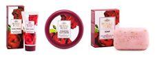 BioFresh Royal Rose set: cream+hand cream+soap, with natural rose oil&argan oil
