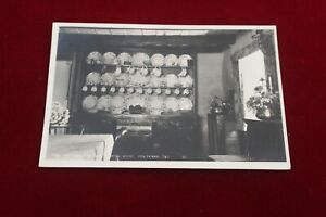 old watch house kitchen polperro postcard.