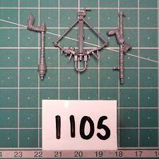 House Cawdor Heavy Crossbow Spares - Warhammer 40K / Necromunda Conversion Bits